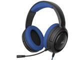 PC/PS4/Nitendo Switch/Xbox One対応 ゲーミングヘッドセット HS35 Stereo Blue (CA-9011196-AP) CA-9011196-AP