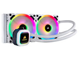 H100i RGB PLATINUM SE CW-9060042-WW (水冷一体型CPUクーラー/240mm/2200rpm)