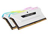 増設メモリ VENGEANCE RGB PRO SL ホワイト CMH32GX4M2E3200C16W [SO-DIMM DDR4 /16GB /2枚]
