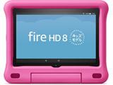 タブレット Fire HD 8 キッズモデル ピンク B07WHPKN27 [8型 /Wi-Fiモデル /ストレージ:32GB]