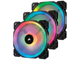 LL120 RGB 3 Fan Pack with Lighting Node PRO (CO-9050072-WW)