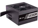 CORSAIR CX Series CX550M CP-9020102-JP (80PLUS BRONZE認証取得 550W電源ユニット)
