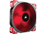 ML140 PRO LED Red CO-9050047-WW (ケースファン/140mm/400〜2000rpm/レッド)