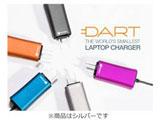 Dart DA65US-SL1(シルバー) 超小型ノートパソコン用 65W ACアダプター
