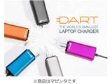 Dart DA65US-MA1(マゼンタ) 超小型ノートパソコン用 65W ACアダプター