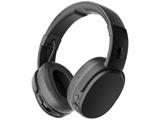 ブルートゥースヘッドホン BLACK CRUSHERWL BLACK [リモコン・マイク対応 /Bluetooth]