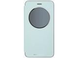 【純正】 ZenFone 3(ZE552KL)用 View Flip Cover アクアブルー 90AC0160-BCV009