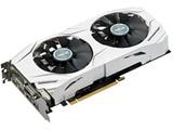 【在庫限り】 グラフィックボード NVIDIA GeForce GTX 1060搭載 PCI-Express DUAL-GTX1060-O3G[3GB/GeForce GTXシリーズ]