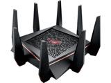 【在庫限り】 GT-AC5300 wifiルーター ROG Rapture ブラック [ac/n/a/g/b]