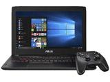 15.6型ゲーミングノートPC[Win10 Home・Core i7・SSD 128GB+HDD 1TB・メモリ 8GB] ASUS FX502VM ブラック FX502VM-FY324T
