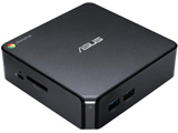 モニター無 デスクトップPC [Chrome OS・Celeron・SSD 16GB・メモリ 4GB] Chromebox CN62 CHROMEBOX2-G097U
