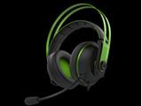 【在庫限り】 Cerberus V2 有線ゲーミングヘッドセット Cerberus グリーン [φ3.5mmミニプラグ /両耳 /ヘッドバンドタイプ]