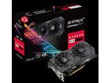 【在庫限り】 グラフィックボード AMD Radeon RX 570搭載 PCI-Express ROG-STRIX-RX570-O4G-GAMING[4GB/Radeon RXシリーズ]