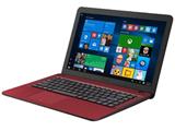 ノートPC VivoBook X541UA-R256G レッド [Win10 Home・Core i3・15.6インチ・SSD 256GB・メモリ 4GB]