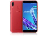 Zenfone Max M1 ルビーレッド「ZB555KL-RD32S3」Snapdragon 430 5.5型メモリ/ストレージ:3GB/32GB nanoSIM×2 DSDS対応 SIMフリー