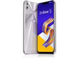 ZenFone 5 (ZE620KL) スペースシルバー 「ZE620KL-SL64S6」 6.2型 nanoSIMx2