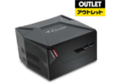 【在庫限り】【アウトレット】 ゲーミングデスクトップPC BC-GTUNE24NC17D1 [Core i7・メモリ 8GB・GTX1060]