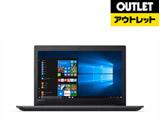 【在庫限り】【アウトレット】 ノートPC Ideapad 320 80XH01M1JP [Core i3・15.6インチ・SSD 512GB・メモリ 4GB]