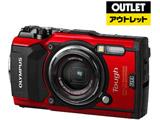 【アウトレット】 Tough TG-5 レッド 防水デジタルカメラ タフ