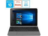 【アウトレット】 ノートPC TransBook R105HAGR049T [Atom x5・10.1インチ・Office Mobile付き・eMMC 64GB・メモリ 4GB]