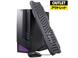 【アウトレット品】 ゲーミングデスクトップPC G-TUNE BC-GSR17M8S2G16 [RYZEN 7・SSD 240GB ・メモリ 8GB・GTX1060]