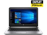 【在庫限り】【アウトレット】 ノートPC HP ProBook 430 G3/CT V5F18AV-AIMQ [Core i5・13.3インチ・HDD 500GB・メモリ 4GB]