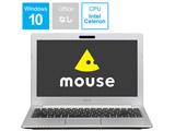 モバイルノートPC MB13BCM4S1WLT [Celeron・13.3インチ・SSD 120GB・メモリ 4GB]