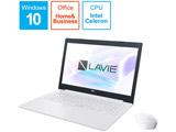 NEC エヌイーシー ノートPC LAVIE Direct NS PC -GN11FJRCDCHDD2TDA [Celeron・15.6インチ・500GB・メモリ4GB]