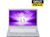 【アウトレット】 ノートPC レッツノート CFLX6RDLVS [Win10 Pro・Core i5・14.0インチ・SSD 128GB・メモリ 4GB]