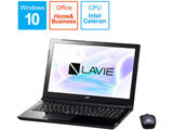 ノートPC NEC LAVIE Direct NS PC-GN18CLSSDC5BD5CDA [Celeron・15.6インチ・500GB・メモリ4GB]