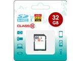 32GB・UHS Speed Class1(Class10)対応 SDHCカード SD-UHS1-32GB