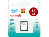 64GB・UHS Speed Class1(Class10)対応 SDXCカード SD-UHS1-64GB