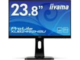 〔アウトレット品液晶〕 ProLite XUB2492HSU 23.8型ワイド LEDバックライト搭載液晶モニター [1920×1080/IPS/DisplayPort・HDMI・VGA] マーベルブラック XUB2492HSU-B1  〓メーカー保証あり〓