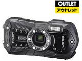 【アウトレット】 RICOH WG-50 ブラック 防水デジタルカメラ