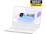 【アウトレット】 ノートPC E Note Mobile PC-NM350KAW パールホワイト [Core m3・12.5インチ・Office付き・SSD 128GB・メモリ 4GB]