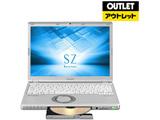 【アウトレット】 モバイルノートPC レッツノート CF-SZ6RDQVS [Win10 Pro・Core i5・12.1インチ・SSD 256GB・メモリ 8GB]