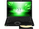 モバイルノートPC レッツノート CF-SV7JDUQR [Win10 Pro・Core i7・12.1インチ・Office付き・SSD 256GB・メモリ 8GB]