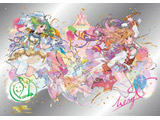 『マクロスF』10周年 プレミアムアクリルアートパネル(シルバー)