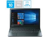 【アウトレット】 ノートPC dynabook B55/H PB55HEB11RAAD11 [Win10 Pro・Core i5・15.6インチ・HDD 500GB・メモリ4GB]