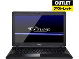 【アウトレット】 ゲーミングノートPC BC-NGN85UM8S2G15 [Core i7・15.6インチ・メモリ 8GB・GTX 1050]