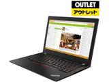 【アウトレット】 ノートPC ThinkPad X280 20KF0036JP [Win10 Pro・Core i5・12.5インチ・SSD 256GB・メモリ 8GB]