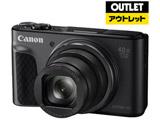 【アウトレット】 PowerShot SX730 HS ブラック 高倍率ズームレンズ搭載デジタルカメラ パワーショット