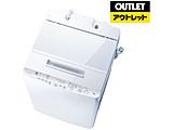 【アウトレット品】 全自動洗濯機 ZABOON(ザブーン) グランホワイト AW-9SD7-W [洗濯9.0kg /乾燥機能無 /上開き] 【生産完了品】