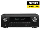 【アウトレット】 AVアンプ [ハイレゾ対応 /Bluetooth対応 /Wi-Fi対応 /ワイドFM対応 /5.1.2ch /DolbyAtmos対応] AVR-X1500H  ブラック