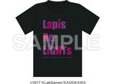 【アニメガ】【11月発売予定】 ラピスリライツ Tシャツ(M) 《発売日以降のお届けとなる場合がございます》