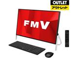 【アウトレット】 デスクトップPC FMVF77D1B [Core i7・23.8インチ・Office付き・HDD 1TB・メモリ 8GB]