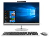 デスクトップPC ideacentre AIO 520 F0DJ0005JP シルバー (Core i5・23.8型・HDD 1TB・メモリ 8GB・Office付き) 〓メーカー保証あり〓【数量限定品】
