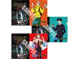 呪術廻戦×ソフマップ A4クリアファイル3種セット