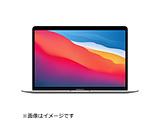 MGN93JA/CTO【日本語(JIS)キーボード カスタマイズモデル】13インチMacBook Air: 8コアCPUと7コアGPUを搭載したApple M1チップ 512GB SSD - シルバー [13.3型 /SSD:512GB /メモリ:16GB /2020年モデル]  シルバー