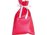 【単品注文不可/対象商品限定】 ラッピング袋1赤
